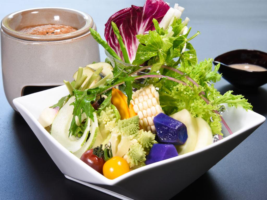 料理長こだわり野菜