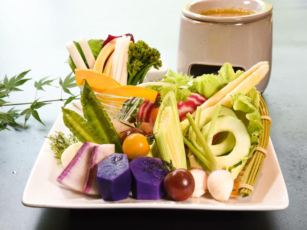 旬の彩り高原野菜
