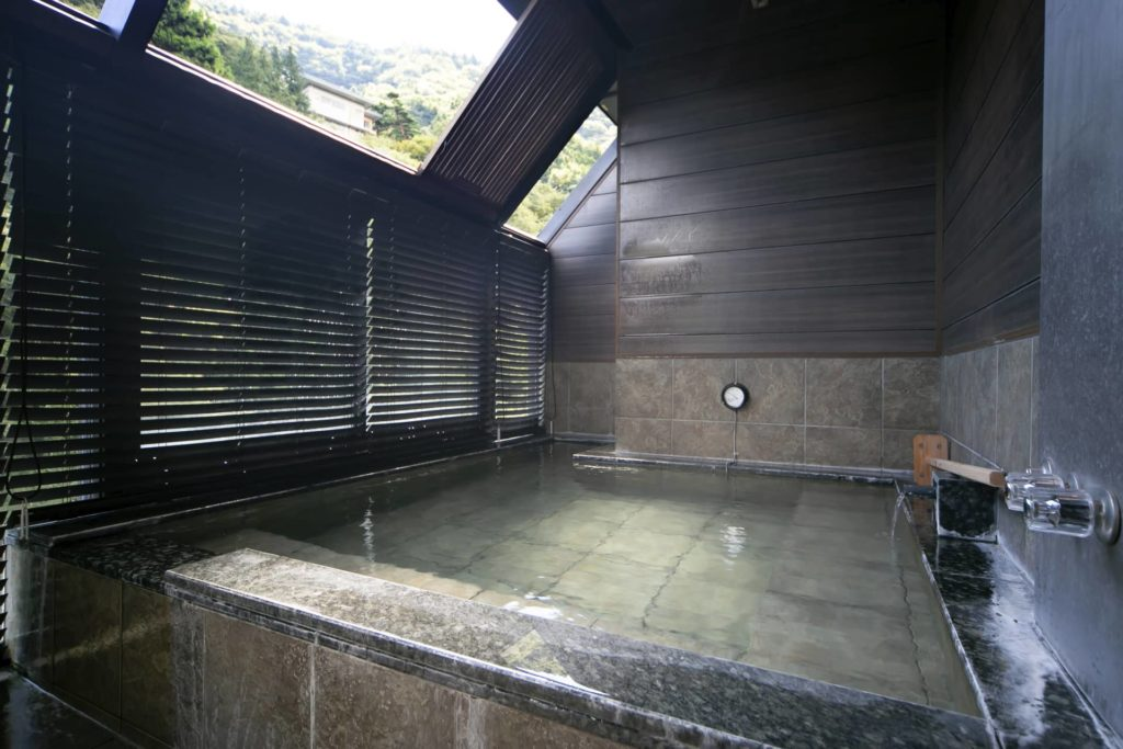 Susutake-Private open-air bath